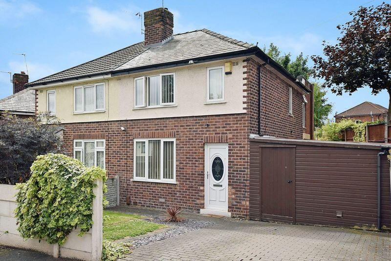 2 Bedrooms Semi Detached House for sale in Ivy Street, Runcorn