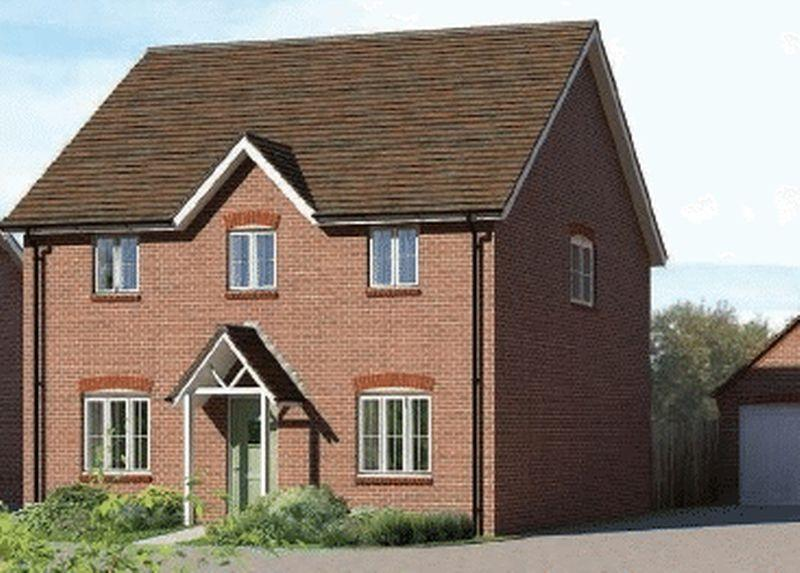 3 Bedrooms Detached House for sale in Plot 55 - The Fulbrook V2, Downsview Park