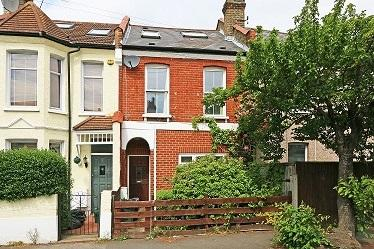 3 Bedrooms Terraced House for sale in DEVONSHIRE ROAD, COLLIERS WOOD