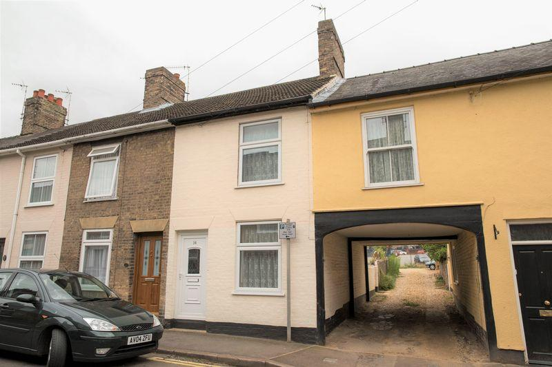 3 Bedrooms Terraced House for sale in Bishops Road, Bury St. Edmunds