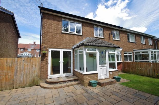 3 Bedrooms Semi Detached House for sale in Princetown Terrace, Sunderland, SR3