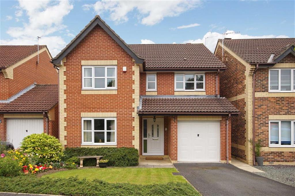 4 Bedrooms Detached House for sale in Hookstone Grange Way, Harrogate, North Yorkshire