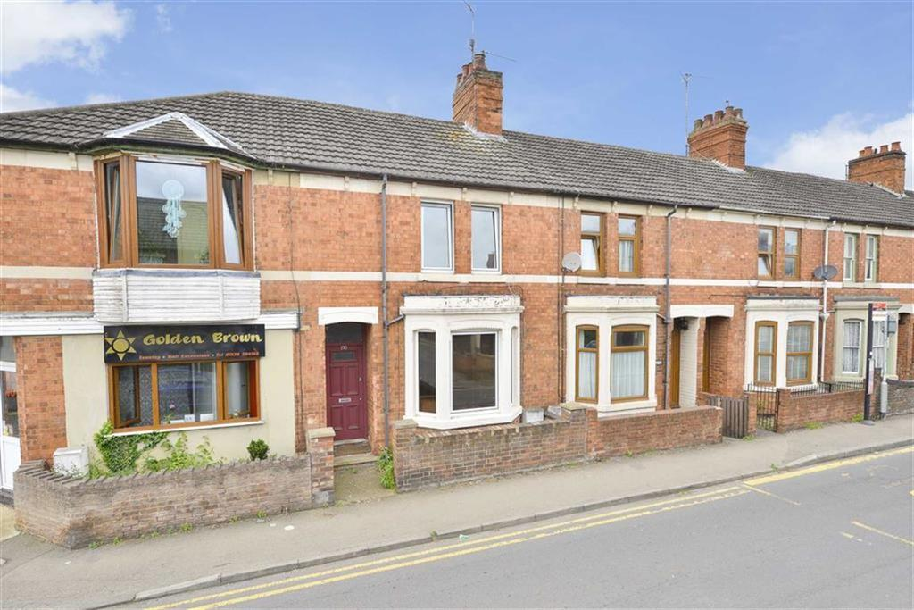 2 Bedrooms Terraced House for sale in Bath Road, Kettering