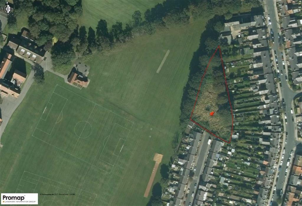 Land Commercial for sale in St Johns Avenue West, Bridlington, E Yorkshire