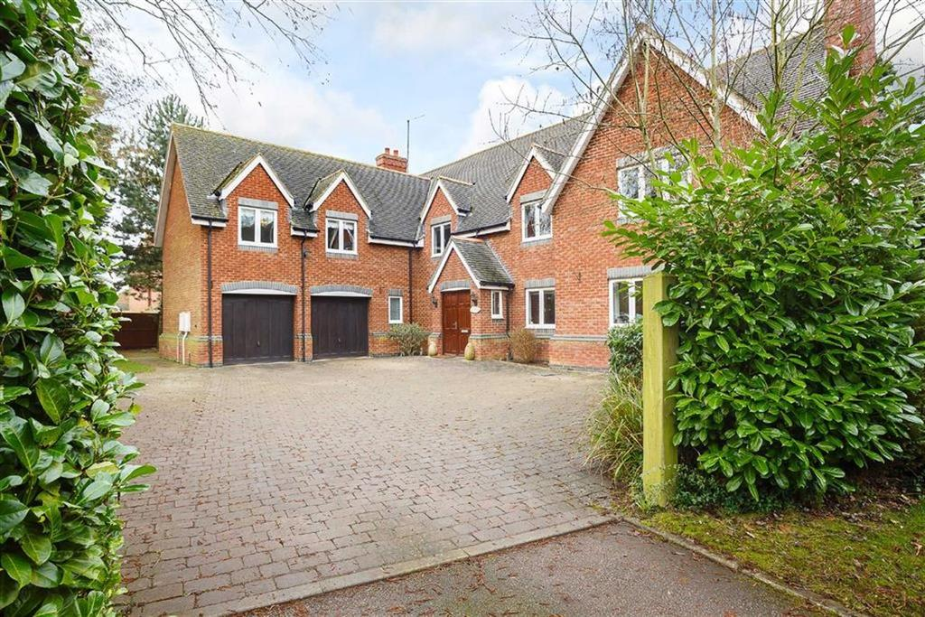 5 Bedrooms Detached House for sale in Old Hall Lane, Lubenham