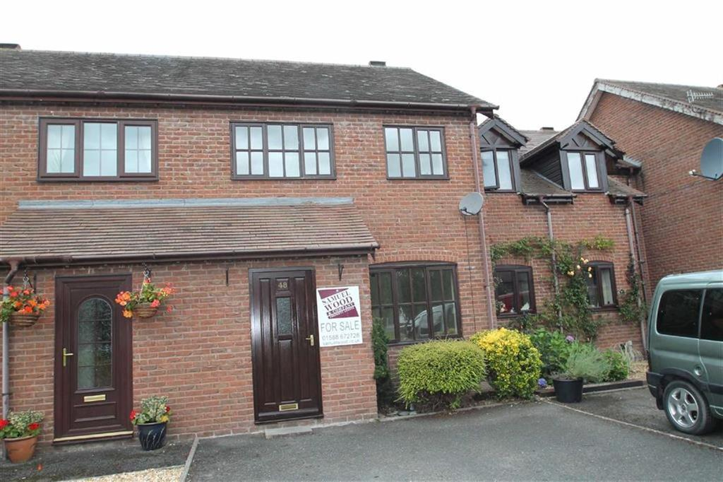 3 Bedrooms Terraced House for sale in Whitemeadow Close, Craven Arms