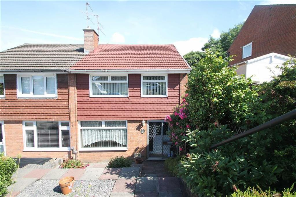 3 Bedrooms Semi Detached House for sale in Pinewood Crescent, Penylan, Cardiff