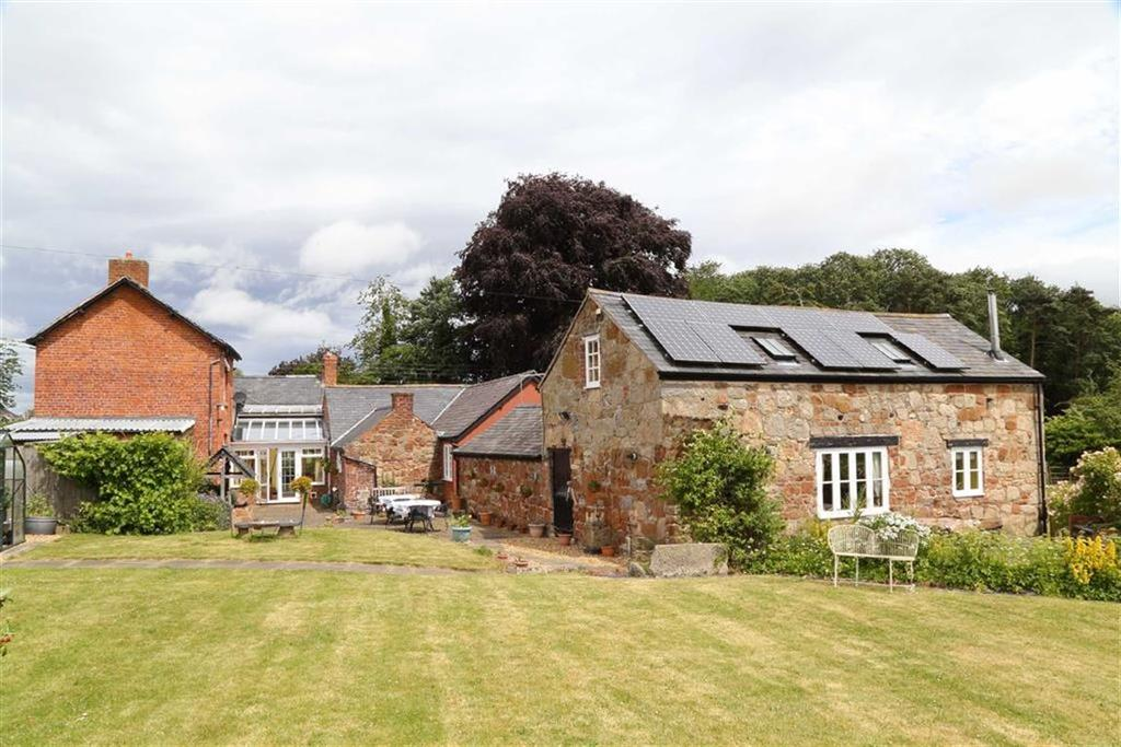 8 Bedrooms Country House Character Property for sale in Knockin, Oswestry, SY10