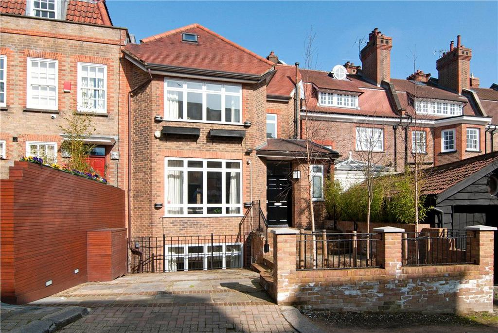 4 Bedrooms Detached House for sale in Christchurch Hill, London, NW3