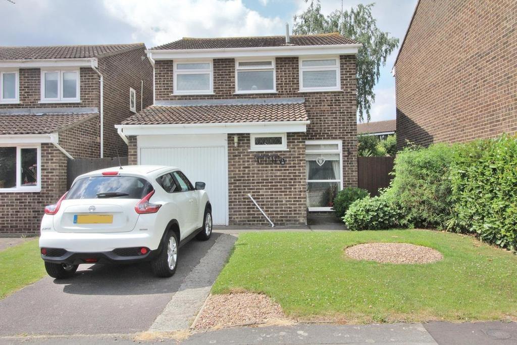 4 Bedrooms Detached House for sale in Alyssum Close, Chelmsford, Essex, CM1