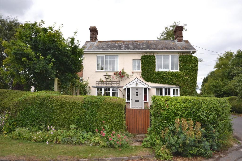 3 Bedrooms Detached House for sale in Martin, Fordingbridge, Hampshire