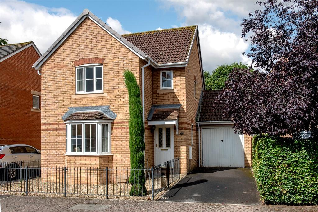 3 Bedrooms Detached House for sale in The Shaulders, Taunton, Somerset