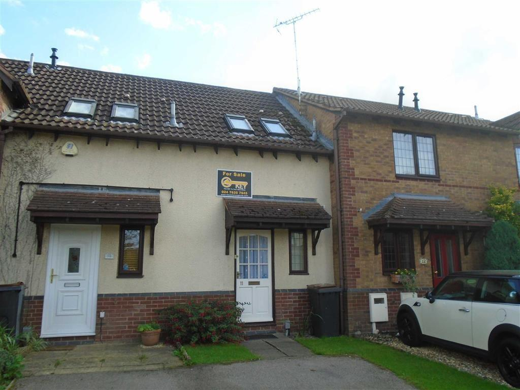 1 Bedroom Terraced House for sale in Rosewood, Crowhill, Nuneaton, Warwickshire, CV11