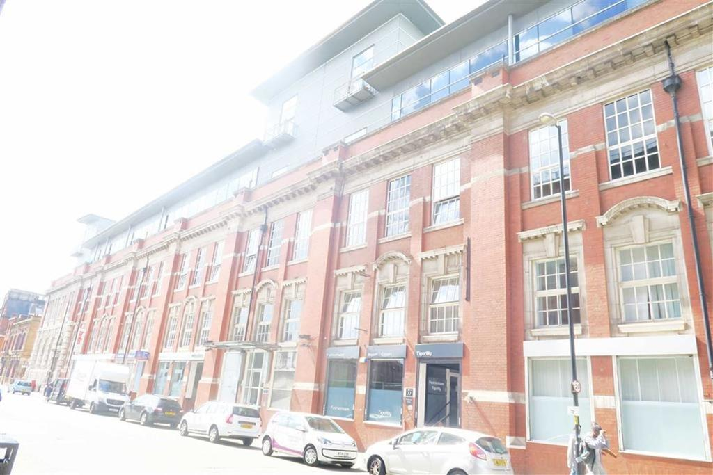 3 Bedrooms Apartment Flat for rent in 77 Newton Street, Manchester, M1