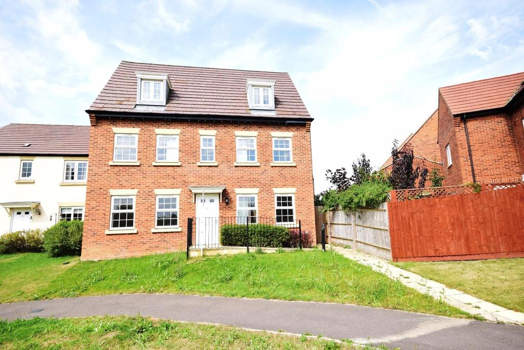 6 Bedrooms Detached House for sale in King Johns Walk, Rothwell, Kettering