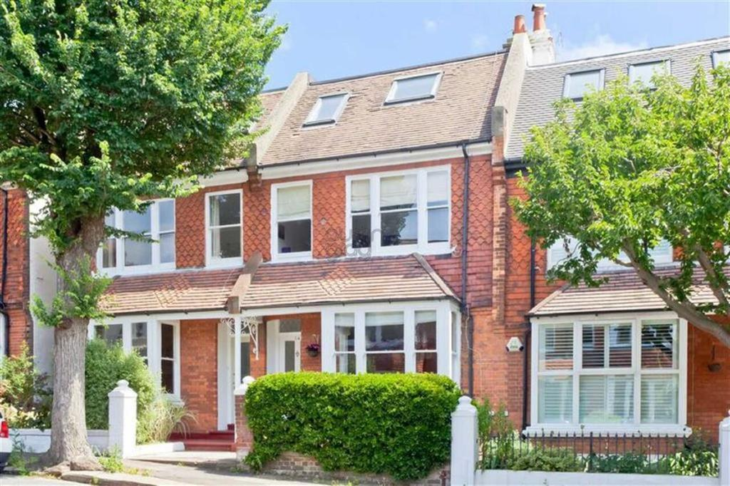 4 Bedrooms Terraced House for sale in Chanctonbury Road, Hove
