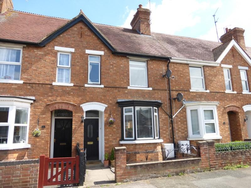 3 Bedrooms Terraced House for sale in Lime Street, Evesham