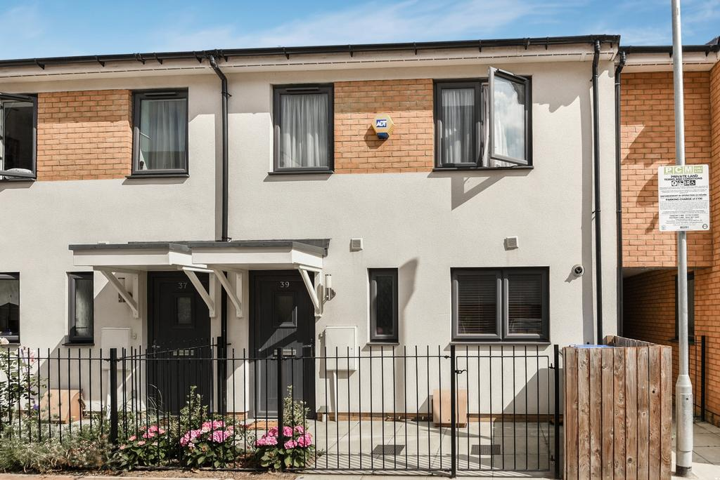 3 Bedrooms Terraced House for sale in Fairthorn Road London SE7