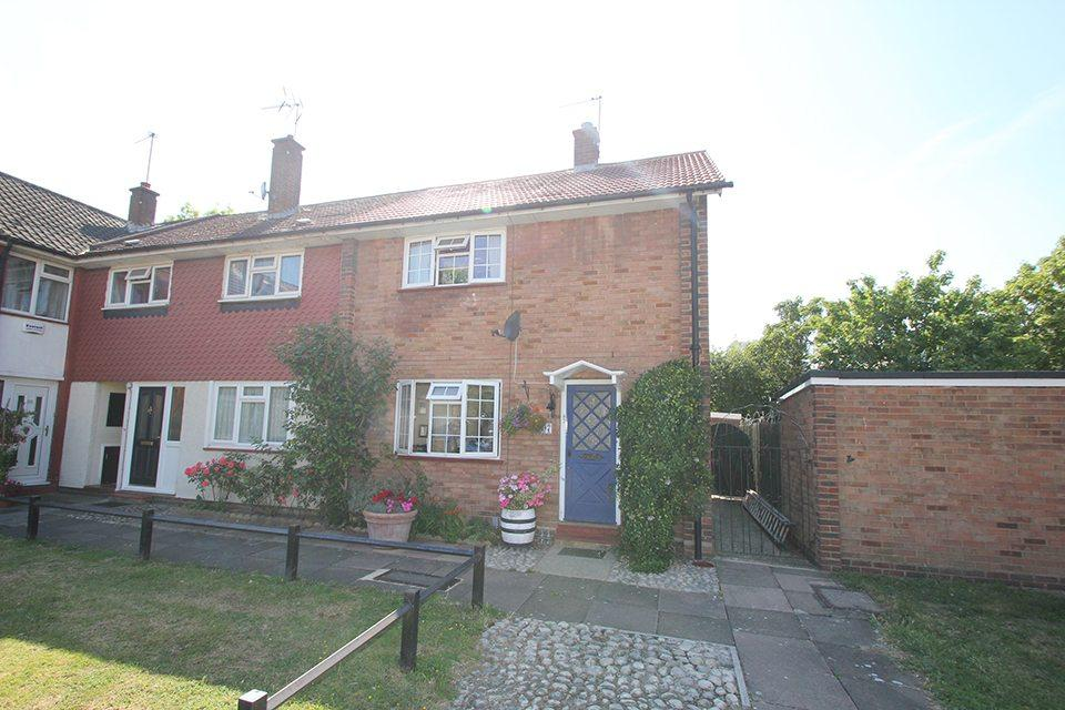 2 Bedrooms End Of Terrace House for sale in Barrowfield Close, Edmonton, N9