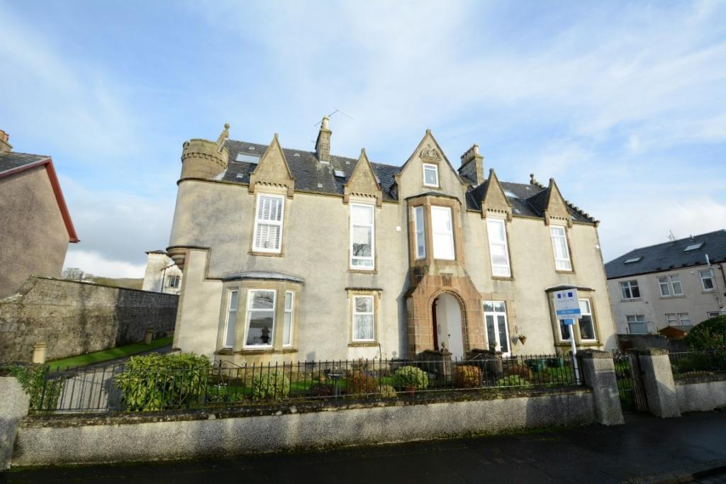 2 Bedrooms Apartment Flat for sale in Apartment 4, 7/9 Acre Avenue, Largs, KA30 8EG