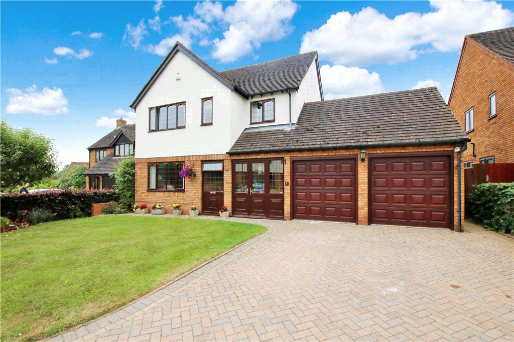 4 Bedrooms Detached House for sale in Hither Green Lane, Abbey Park, Redditch, Worcestershire, B98