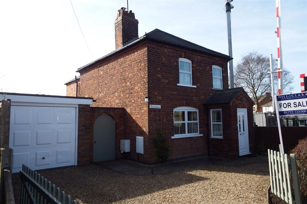 4 Bedrooms Detached House for sale in Park Road, Spalding, PE11