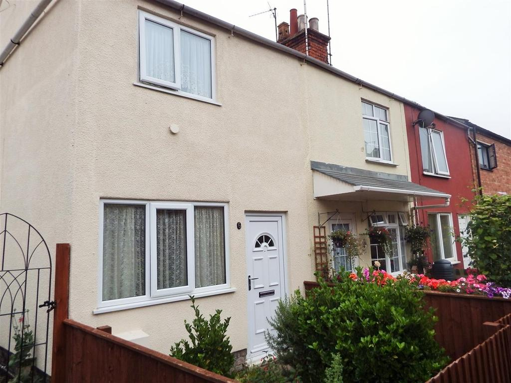 2 Bedrooms End Of Terrace House for sale in Abbey Path, Spalding, PE11