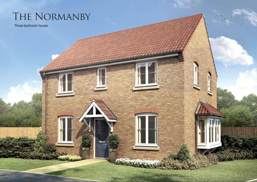 3 Bedrooms Semi Detached House for sale in Pinchbeck Fields, Pinchbeck, PE11