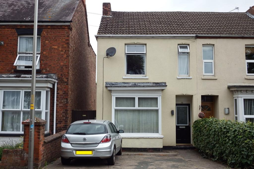 3 Bedrooms Semi Detached House for sale in Park Road, Spalding, PE11
