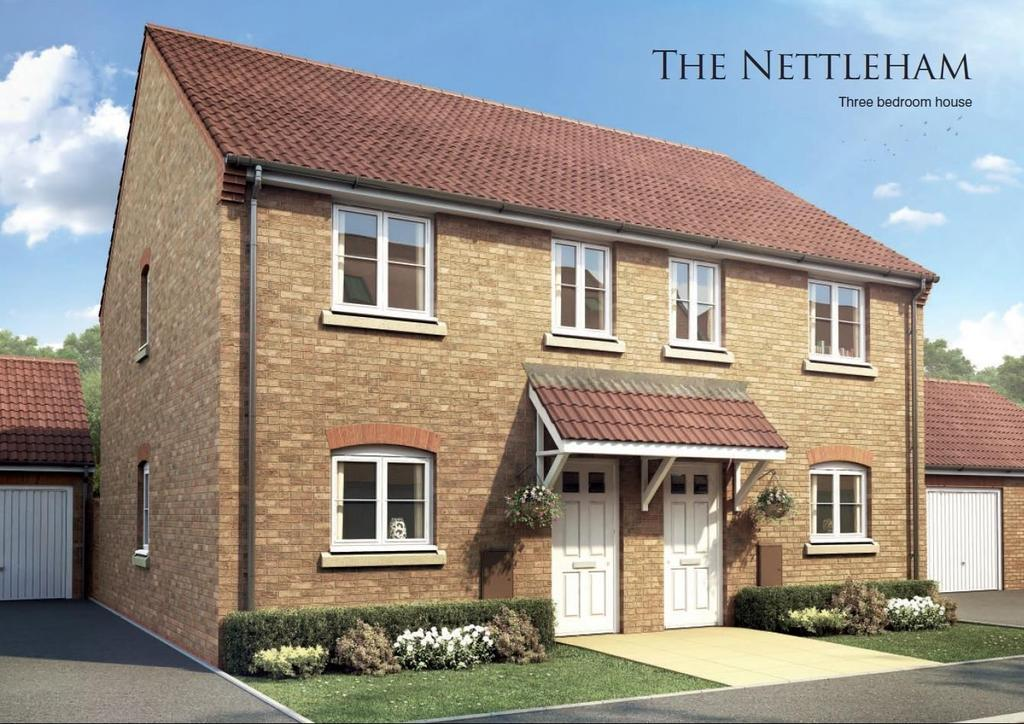 3 Bedrooms Terraced House for sale in Pinchbeck Fields, Pinchbeck, PE11