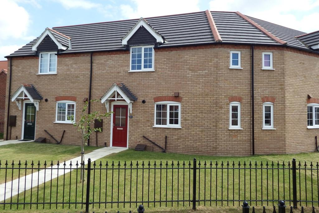 2 Bedrooms Terraced House for sale in Bluebell Close, Spalding, PE11
