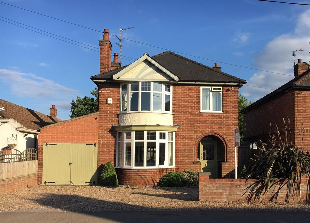 4 Bedrooms Detached House for sale in Pennygate, Spalding, PE11