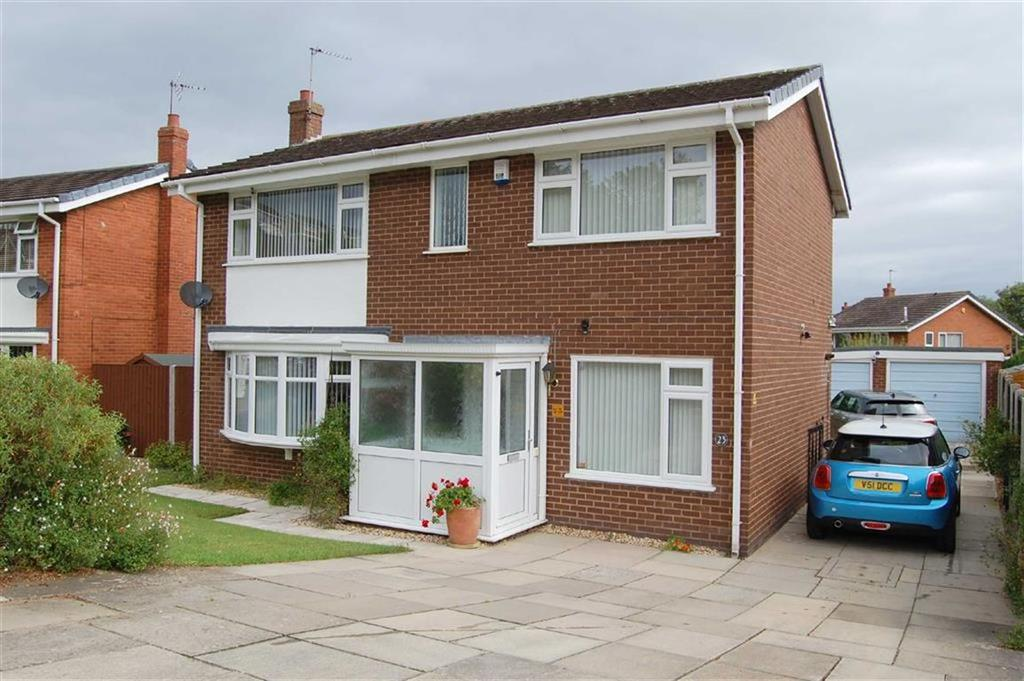3 Bedrooms Detached House for sale in Bron Wern, Llanddulas, Abergele