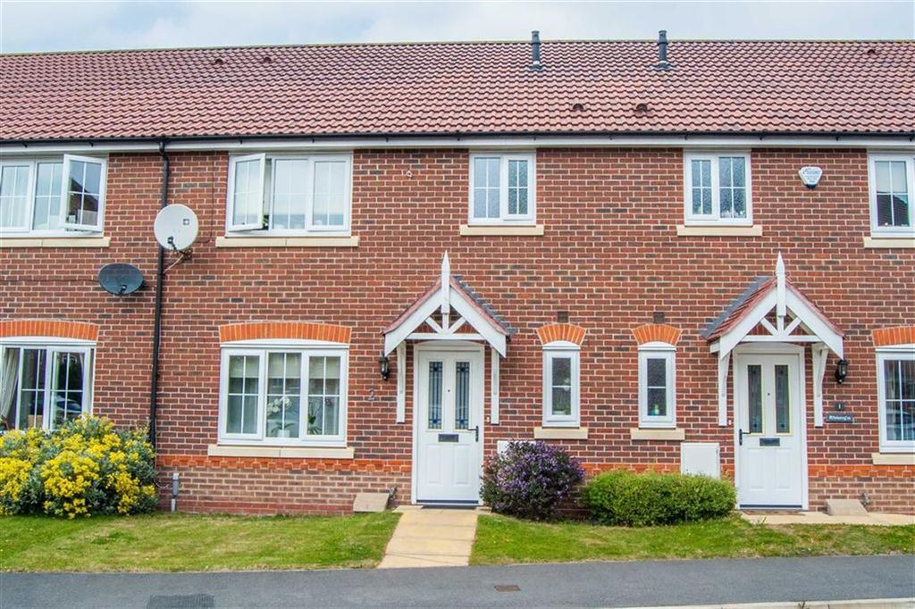 3 Bedrooms Town House for sale in Rhodfa'r Llyn, Saltney, Chester, Chester