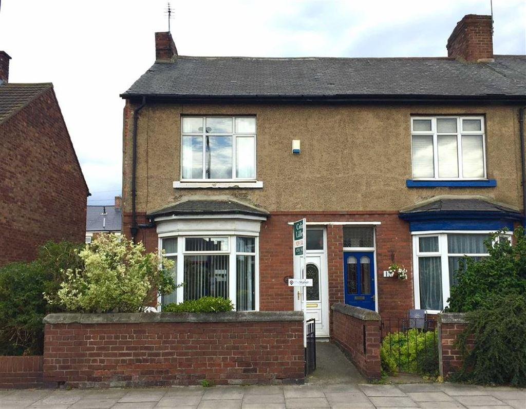2 Bedrooms End Of Terrace House for sale in North Road, Boldon Colliery