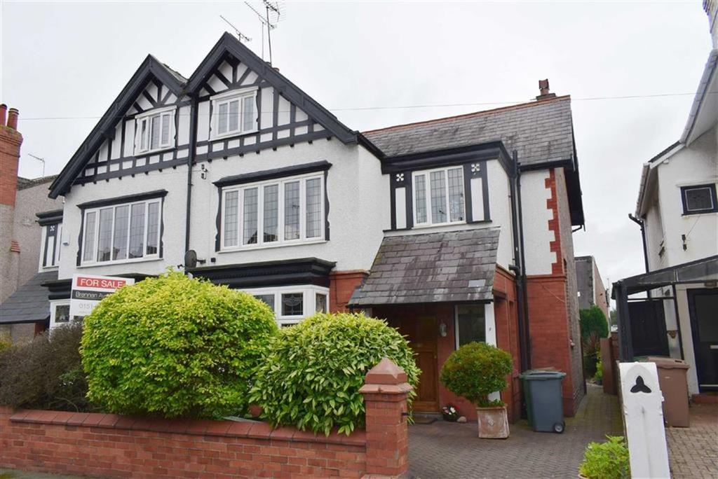 4 Bedrooms Semi Detached House for sale in Parkway, CH45