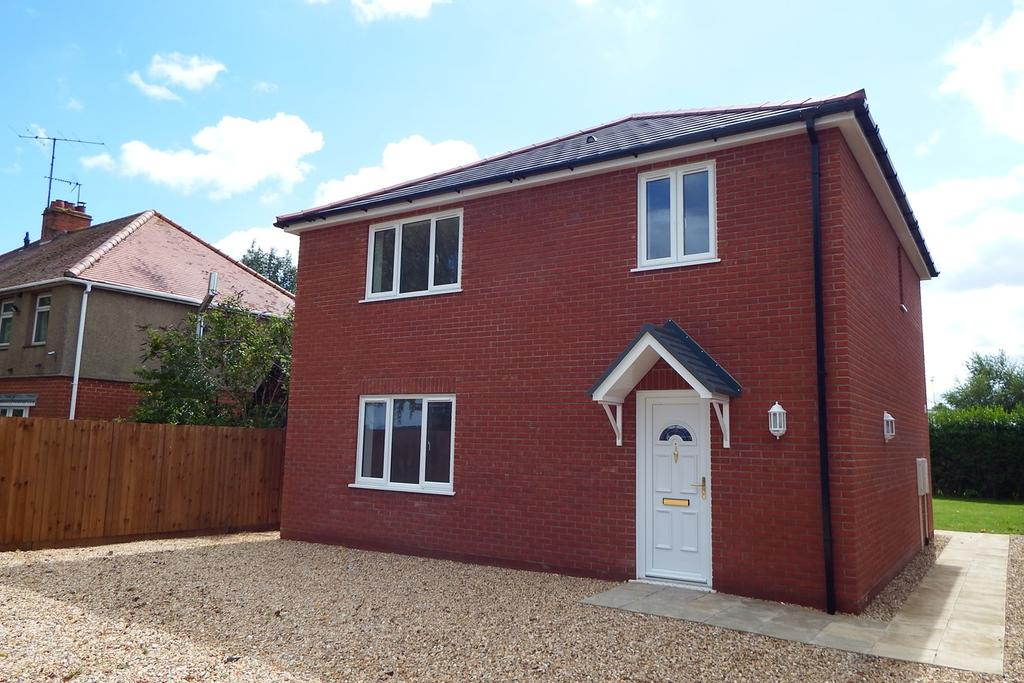 3 Bedrooms Detached House for sale in Spalding Road, Holbeach, PE12