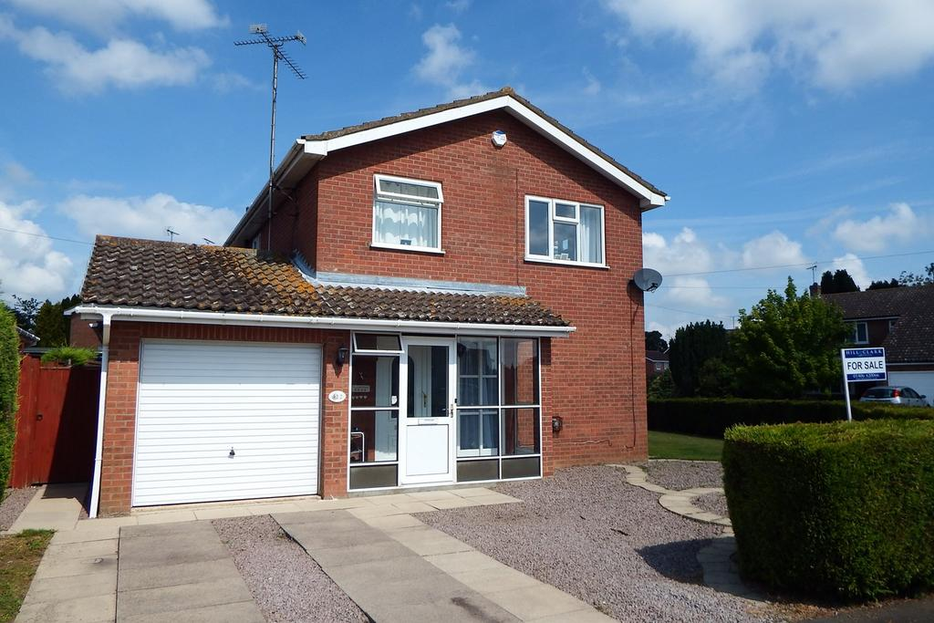 3 Bedrooms Detached House for sale in Meridian Walk, Holbeach, PE12
