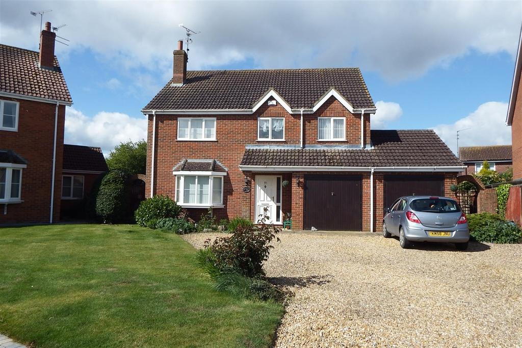 4 Bedrooms Detached House for sale in Golden Harvest Way, Whaplode, Spalding, PE12