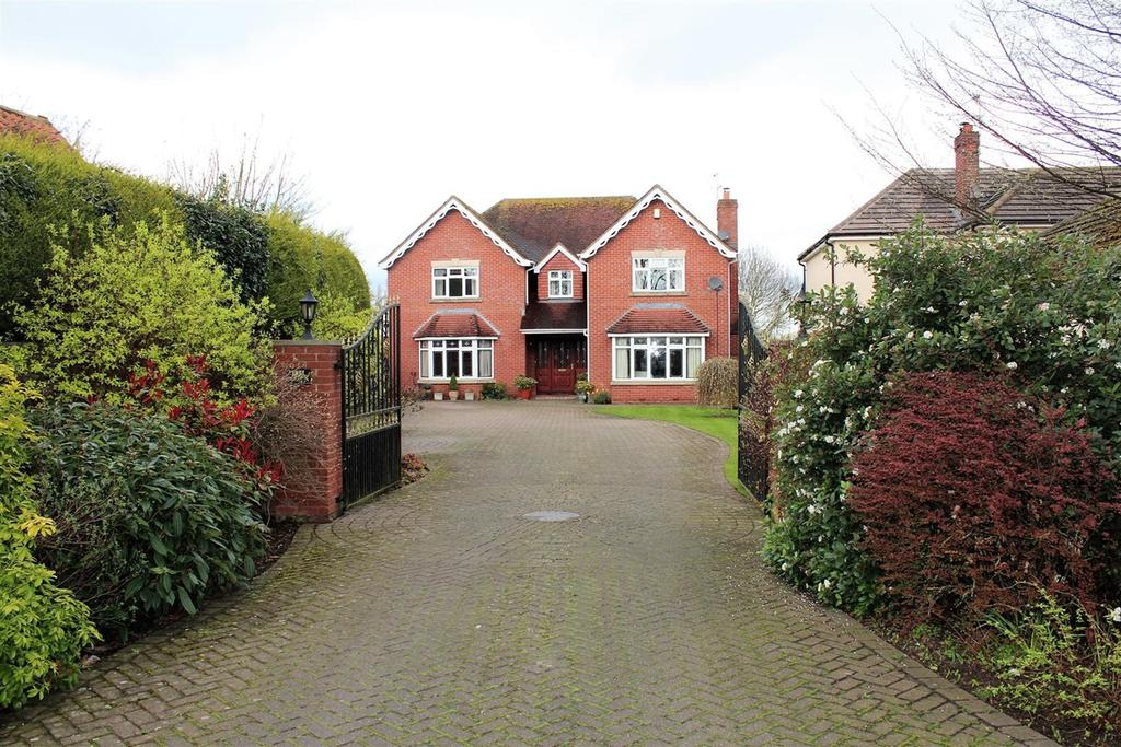 5 Bedrooms Detached House for sale in Sleaford Road, Boston, PE21