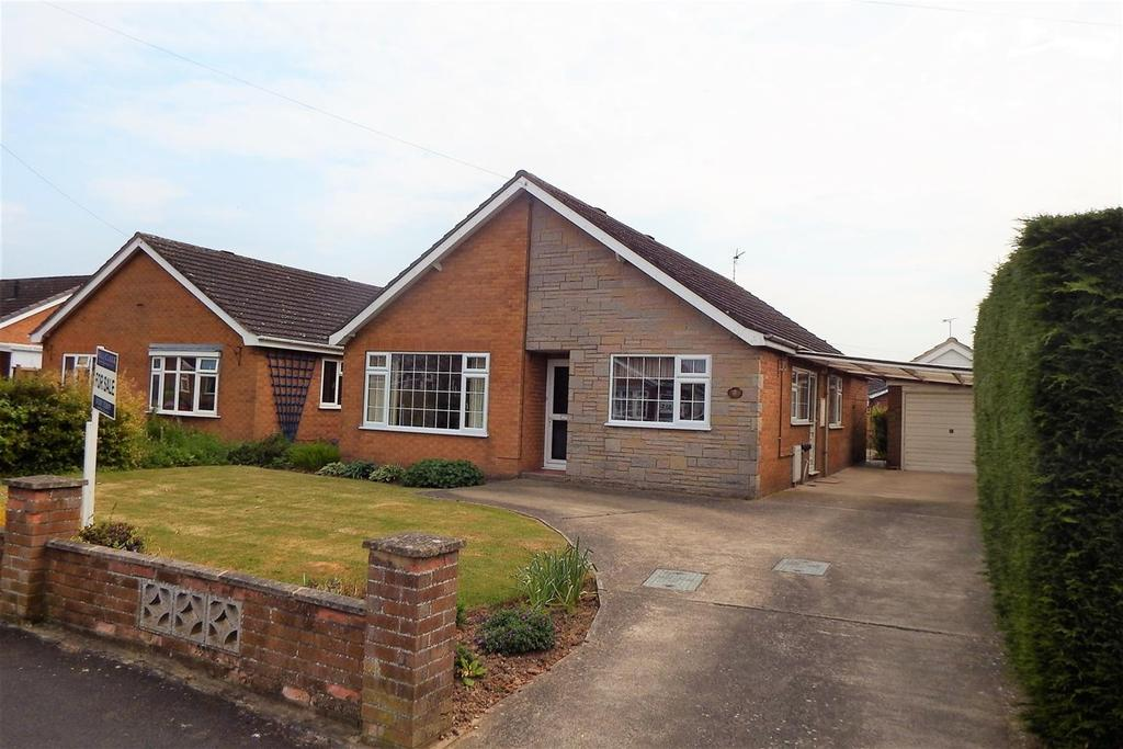 3 Bedrooms Detached Bungalow for sale in Francis Bernard Close, Boston, PE21
