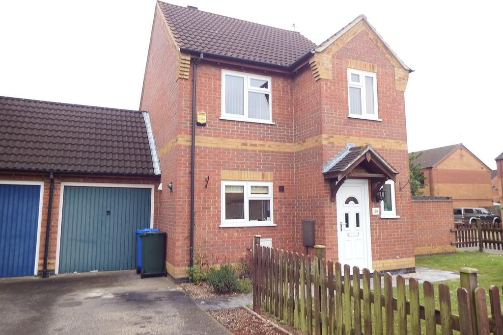 3 Bedrooms Detached House for sale in Wing Drive, Fishtoft, Boston, PE21