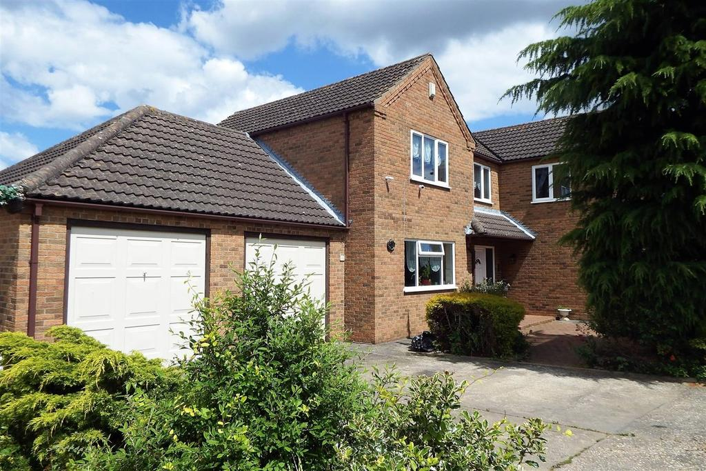 4 Bedrooms Detached House for sale in Arcott Drive, Boston, PE21