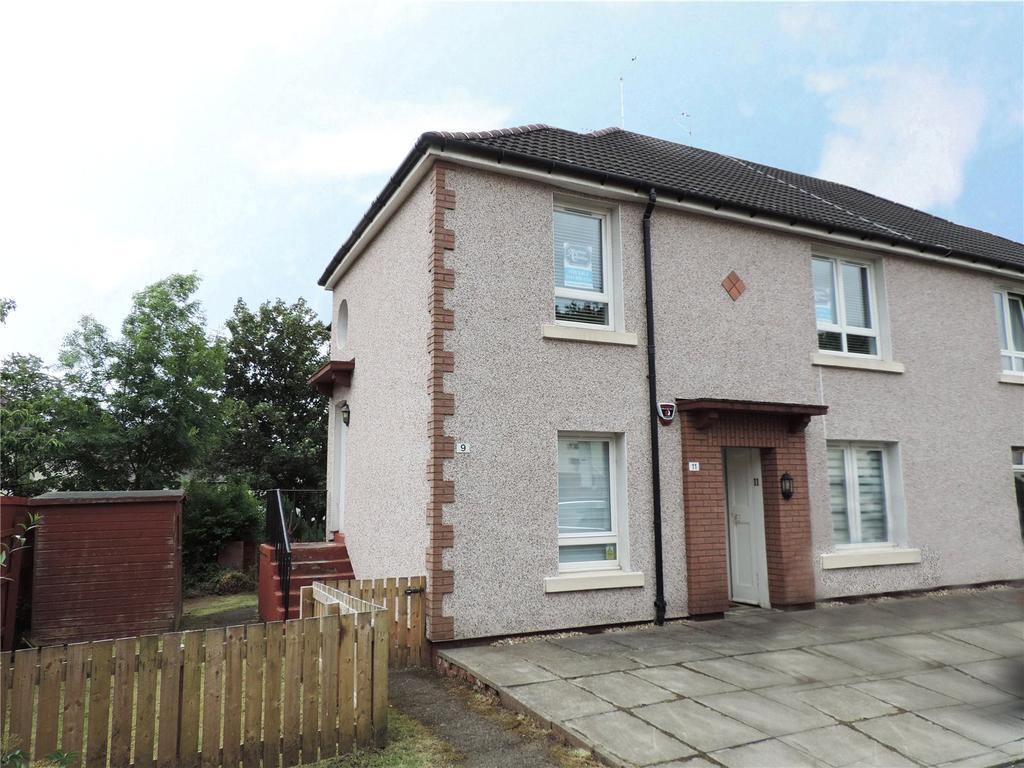 2 Bedrooms Flat for sale in 9 Brora Street, Hogganfield, Glasgow, G33