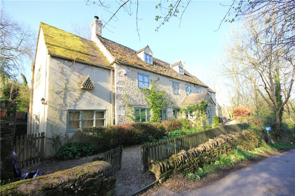 5 Bedrooms Detached House for sale in Barton End, Horsley, Stroud, Gloucestershire, GL6