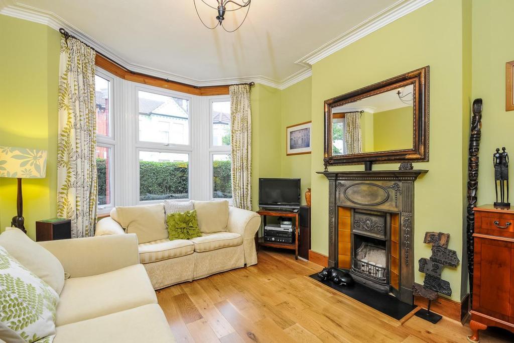 5 Bedrooms Semi Detached House for sale in Warren Road, Colliers Wood