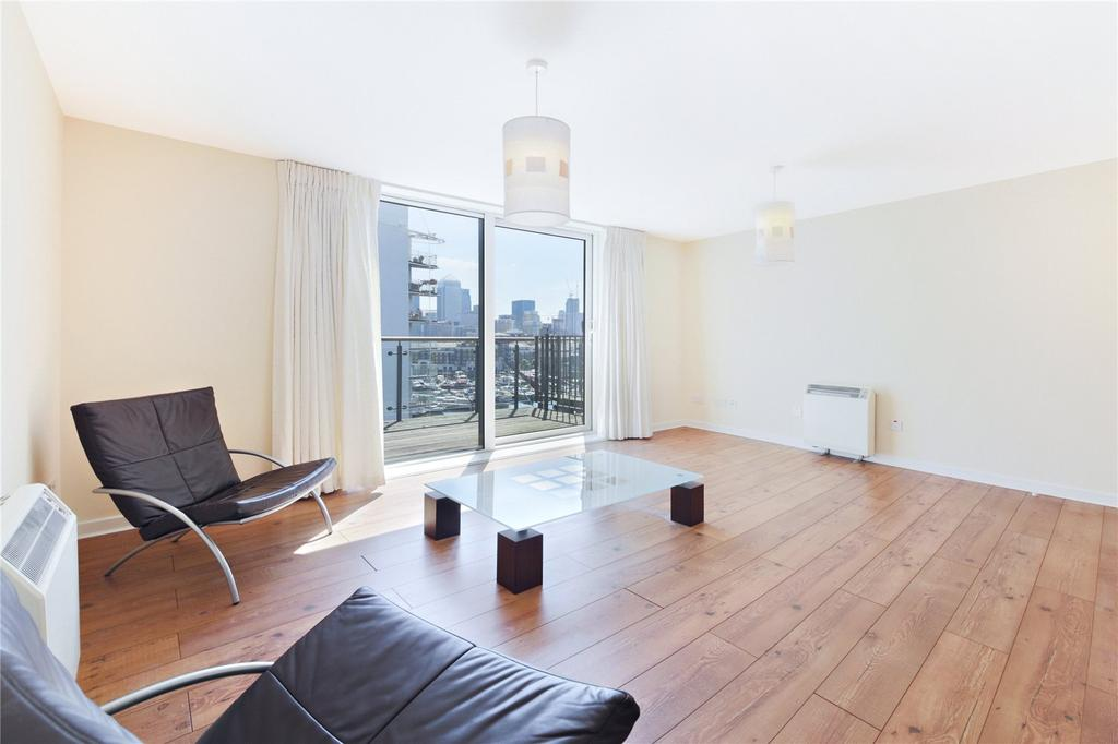 2 Bedrooms Flat for sale in Berglen Court, 7 Branch Road, London, E14