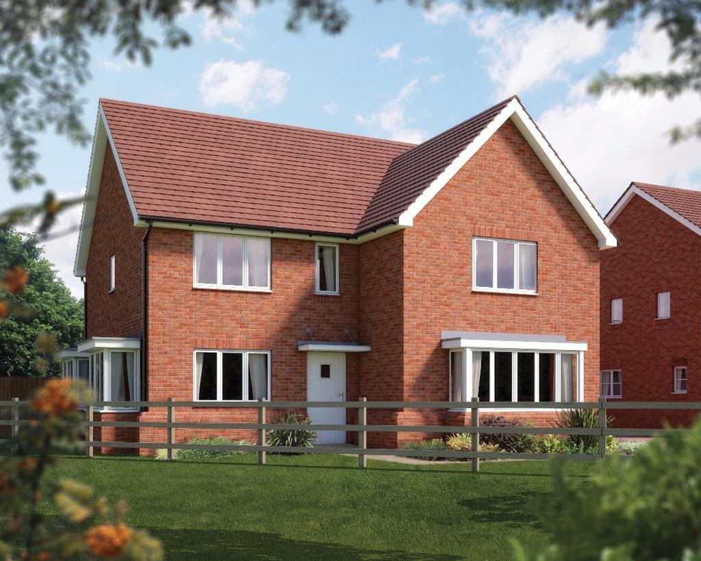 5 Bedrooms Detached House for sale in Chalkers Lane Hurstpierpoint West Sussex BN6