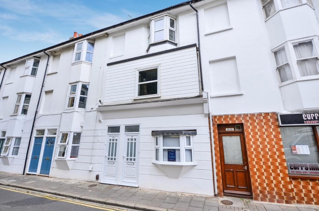2 Bedrooms Flat for sale in Prestonville Road Brighton East Sussex BN1