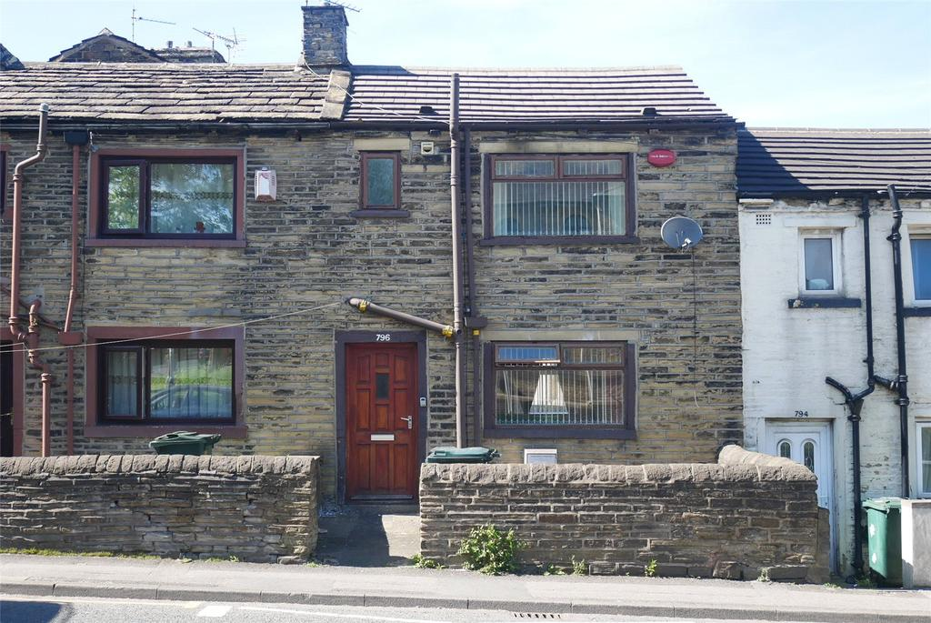 2 Bedrooms Terraced House for sale in Little Horton Lane, Bradford, West Yorkshire, BD5
